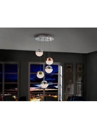 Lámpara colgante Sphere 5l colores - Schuller