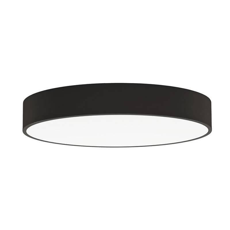 Plafón de techo Isia LED negro - ACB