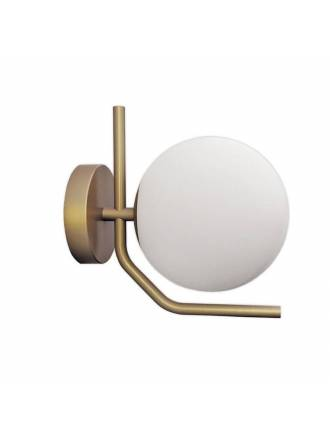 ACB Maui 1L wall lamp gold