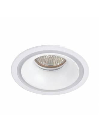 Foco empotrable Oneo GU10 blanco - Cristalrecord
