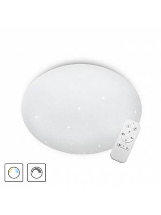 CRISTALRECORD Sever 42w LED ceiling lamp dimmable