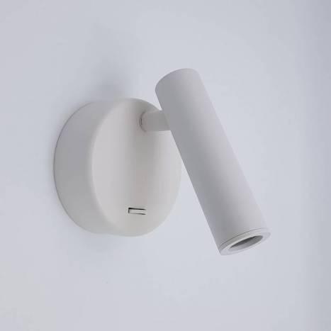 MANTRA Prea LED 3w wall lamp white