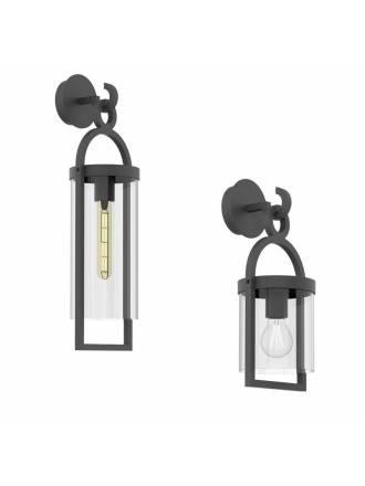 MANTRA Maya 1L E27 outdoor wall lamp