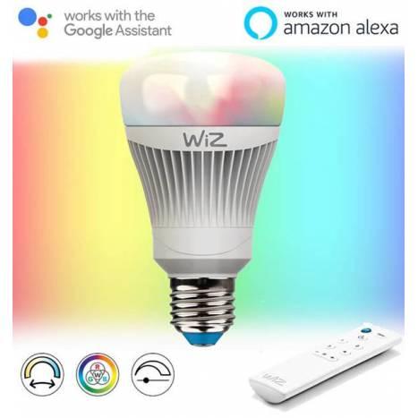 Bombilla inteligente LED WIFI RGB E27 11w - Wiz