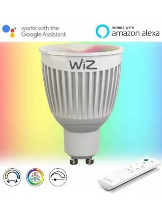WIZ Smart LED light bulb GU10 RGB WIFI 6w