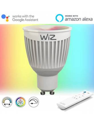 WIZ Smart LED light bulb GU10 RGB WIFI 6w