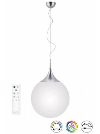 TRIO Damian Smart LED RGB pendant lamp