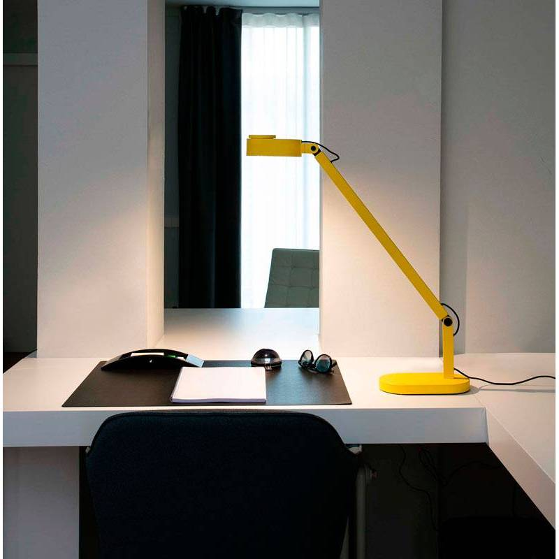 Faro Inviting Led 6w Dimmable Table Lamp