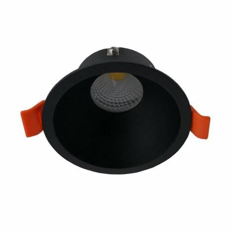 YLD NC2152R GU10 recessed light black