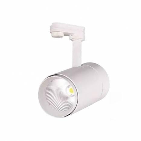 Foco de carril Power LED 30w Cree - Maslighting