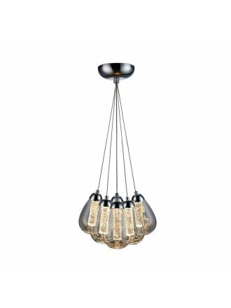 Lámpara colgante Taccia 6L LED 38cm - Schuller