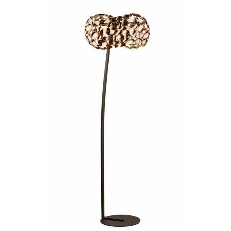 Lámpara de pie Narisa 5l oro - Schuller