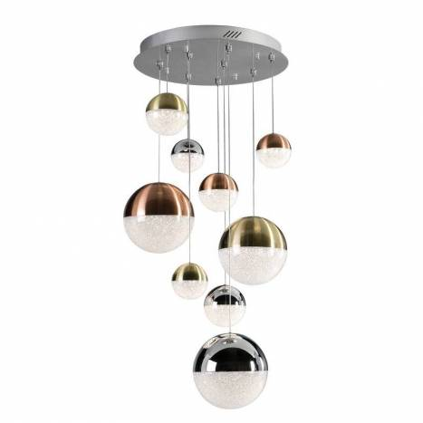 lampara colgante sphere schuller