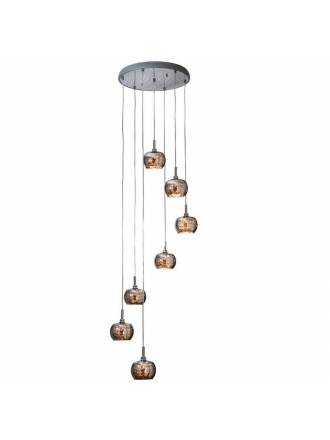 SCHULLER Arian pendant lamp 7 lights