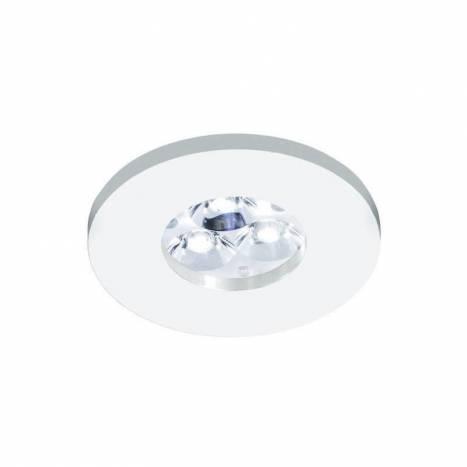BPM 4205 IP65 round recessed light white