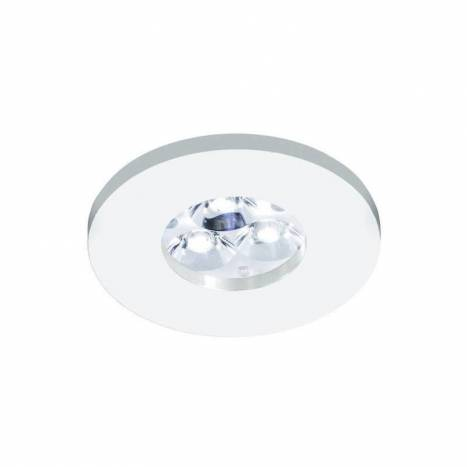 Foco empotrable 4205 IP65 circular blanco - Bpm