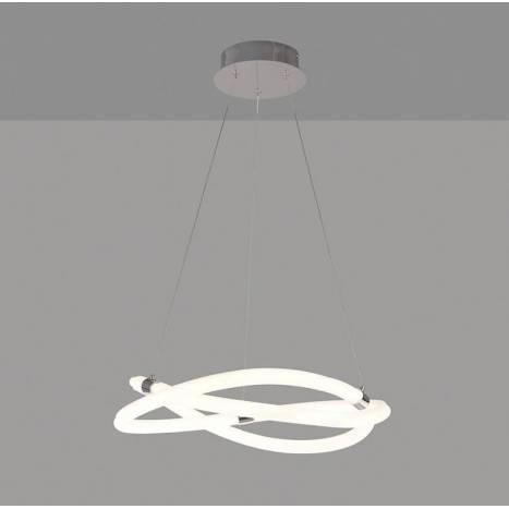colgante 6608 42w Lámpara Infinity LED Mantra Line 3150lm shdQBCtrx