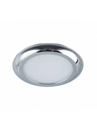 YLD LC1427 7w LED recessed light chrome