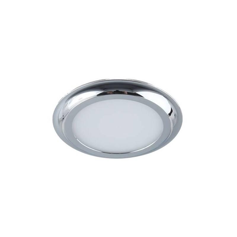 Foco empotrable LC1427 LED 7w IP44 cromo - YLD