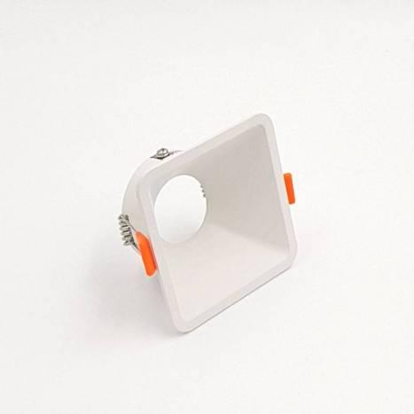 Foco empotrable NC2152SQ GU10 blanco - YLD