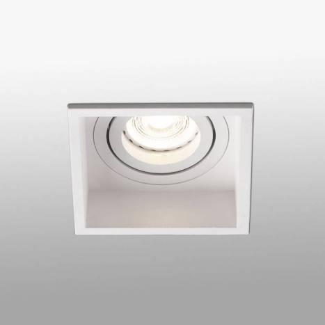 FARO Hyde GU10 recessed light white