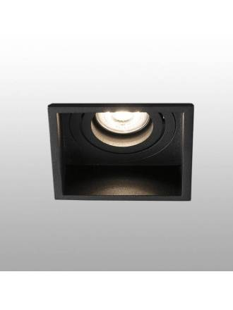 FARO Hyde GU10 recessed light black