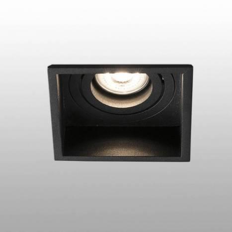 FARO Hyde GU10 recessed light black