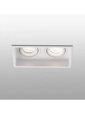 FARO Hyde 2L GU10 recessed light white