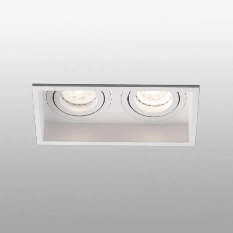 FARO Hyde 2L GU10 recessed light white