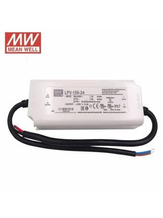 Fuente alimentación Mean Well LPV-150-24 IP67 150w 24v