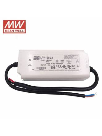 MEAN WELL LPV-100-24 IP67 Power supply 150w 24v