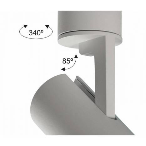 Foco de superficie Tuba LED 13w - ACB