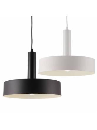 ACB Jarvis E27 pendant lamp metal