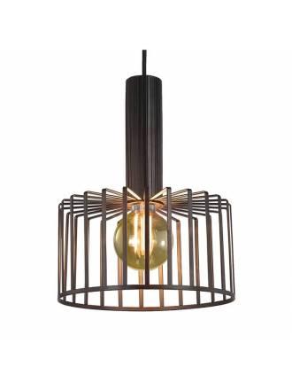 ACB Ulawa E27 pendant lamp black