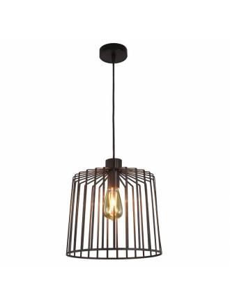 ACB Tao E27 pendant lamp black