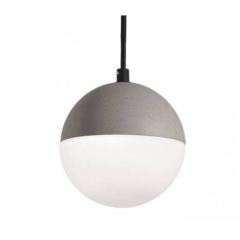 ACB Shiru E27 pendant lamp concrete