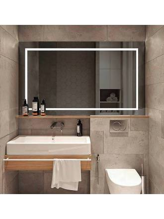 Espejo de baño Mul LED IP44 - ACB