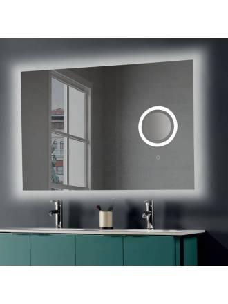 Espejo de baño Olter LED IP44 + aumento - ACB