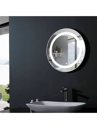 ACB Mauro 60cm LED IP44 bathroom mirror