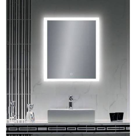 ACB Amanzi LED IP44 bathroom mirror