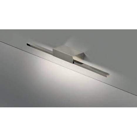 Aplique de pared Yei LED en cromo de Daviu