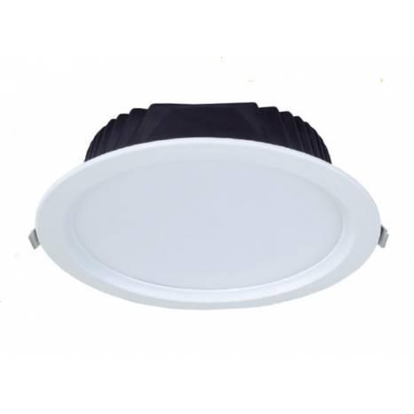 MASLIGHTING Downlight LED 30w round white