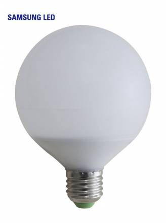 Bombilla LED 15w E27 230v globo de Maslighting