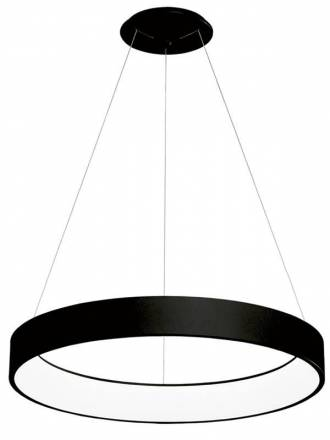 ACB Dilga LED pendant lamp black