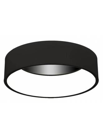 ACB Dilga LED ceiling lamp black