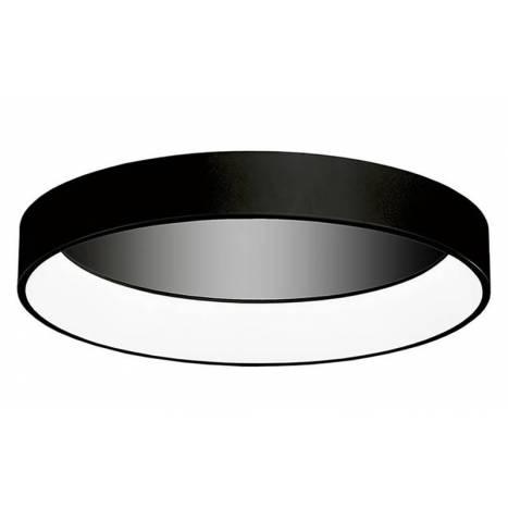 Plafón de techo Dilga LED negro - ACB