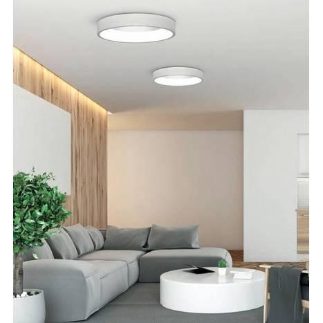 Plafón de techo Dilga LED blanco - ACB