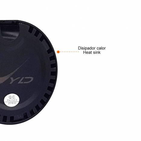 Foco de carril trifásico Slim LED 33w - YLD