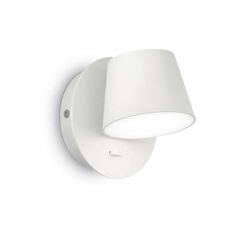 MASLIGHTING Bell 6w LED wall lamp white