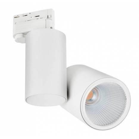 Foco de carril LC1562 LED blanco - YLD